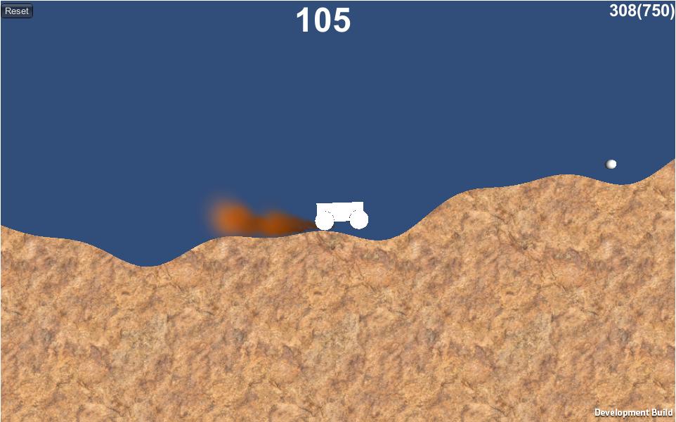 Car sim screenshot